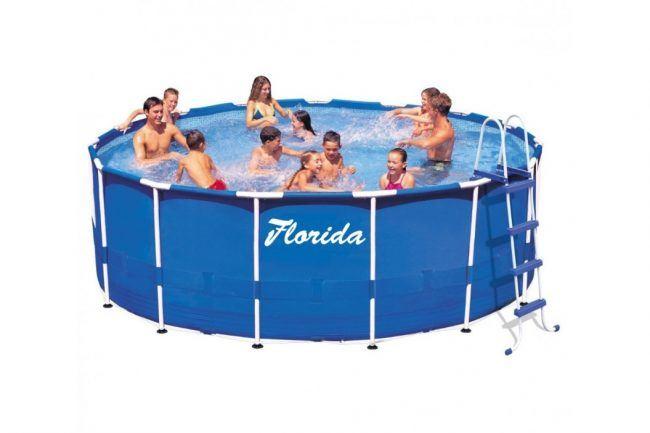 Jak vybrat bazén na zahradu