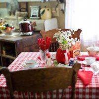 Vybíráme prostírání pro váš kuchyňský stůl